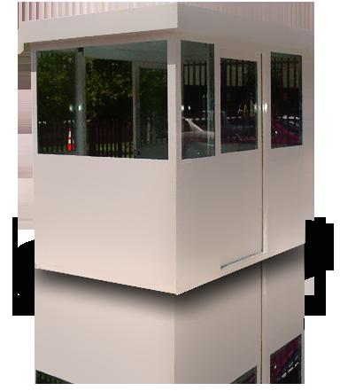 prefab booths
