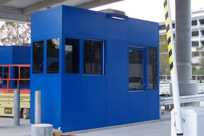 Port Security Booth