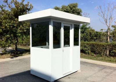 Vista Prefab Booths
