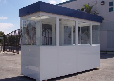 Service Writer Booth