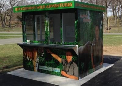 Custom Prefab Booths