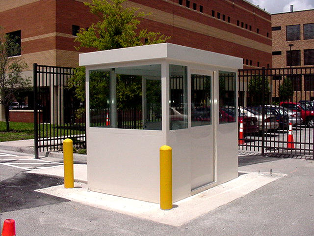 portable guard booth