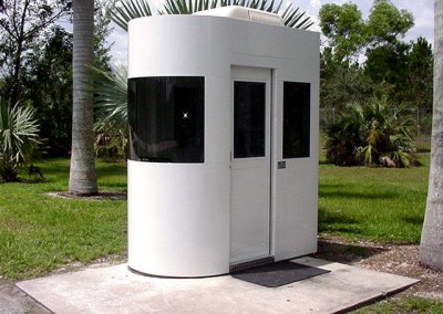 Omni Prefab Booths