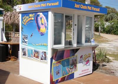 Ticket Booth  -  Vista