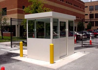 Guard Booth  - Vista
