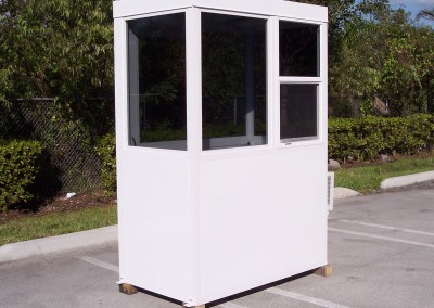 Guard  Booth - Vista