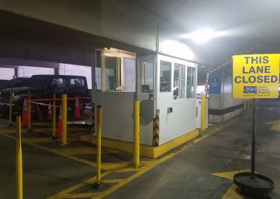 Parking Booth V16-007