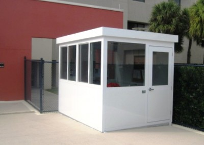 Ticket Booth - Vista