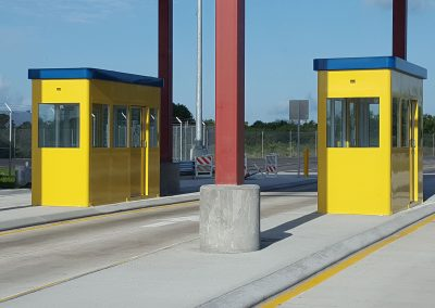 Toll Booth 17-052