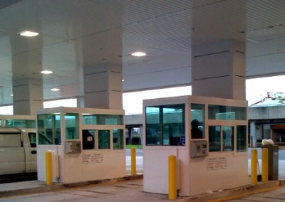 Toll Booth V07-066 5676