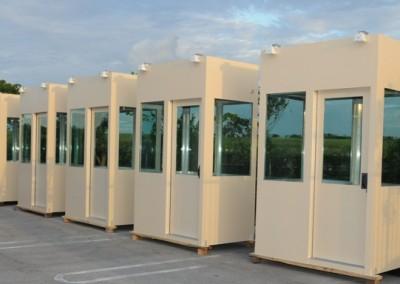 Guard Booths - Vista