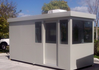 Guard Booth- Vista