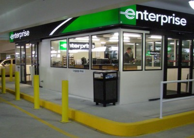 Customer Service Booth V