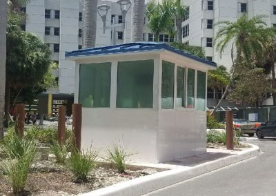 Entrance Booth - Vista