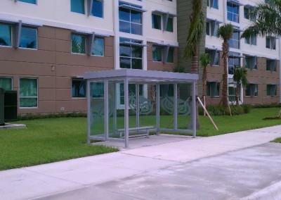 University Transit Shelter