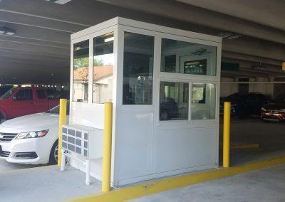 Parking Booth V15-060