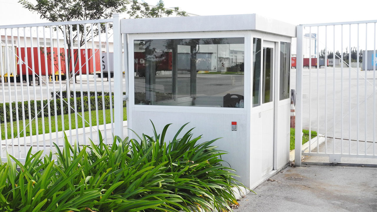 Guard Booth V13-125