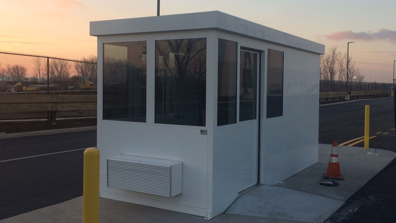 Guard Booth V16-030