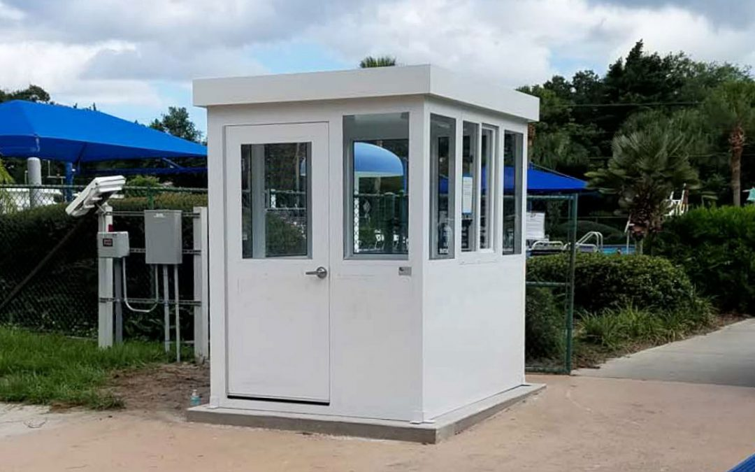 Ticket Booth of the Month