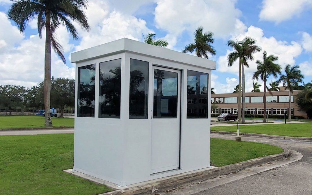 School Security Booth of the Month
