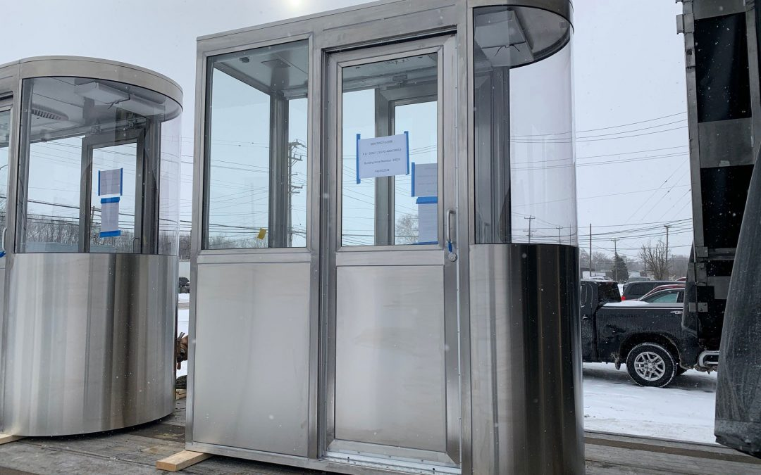 Guard Booth of the Month