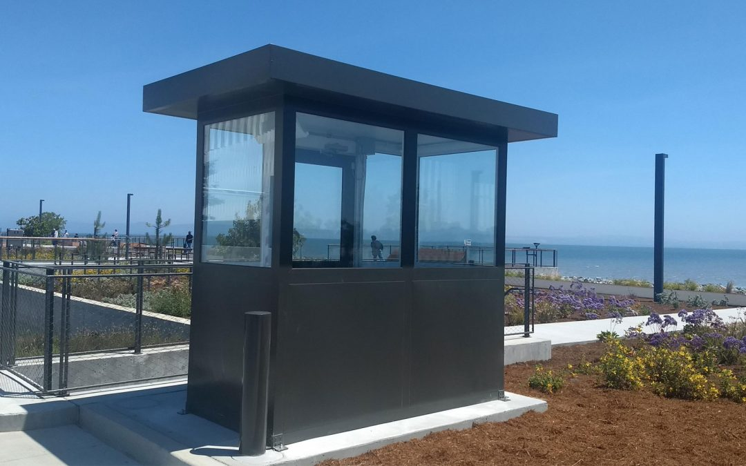 Security Booth of the Month June 2021