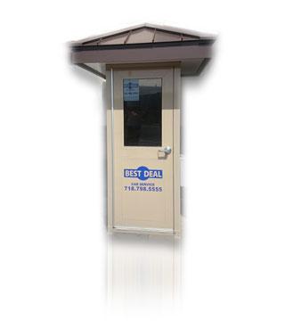 guard shelter