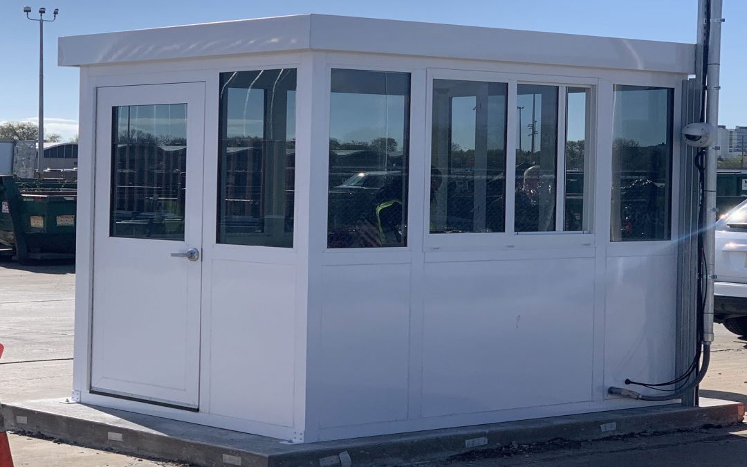 Ticket Booth of the Month July 2021